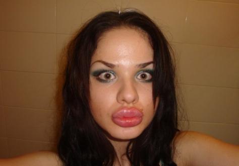 самые красивые губки половые в мире фото